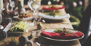 ΙΕΛΚΑ: Στα 82,45 η μέση τιμή του χριστουγεννιάτικου τραπεζιού