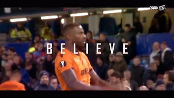 ΠΑΟΚ: «Πίστεψέ το και μην τα παρατάσεις…» (video)