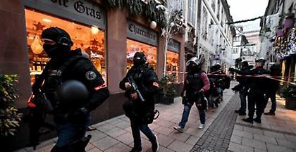 Στους τρεις οι νεκροί από την δολοφονική επίθεση στο Στρασβούργο