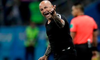 Νέος προπονητής της Σάντος ο Σαμπαόλι