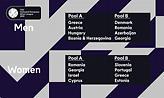 Οι κληρώσεις των Εθνικών ομάδων βόλεϊ στο European League