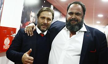 Μαρινάκης: «Δικαίωση για όλους μας, ίσως η ιστορικότερη νίκη του Ολυμπιακού»