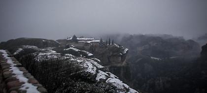 Χειμωνιάτικο σκηνικό: Βροχές και χιόνια σήμερα