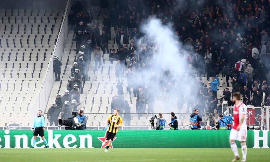 Ίσως και σήμερα η απόφαση της UEFA για ΑΕΚ