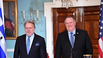 Κοινό ανακοινωθέν Ελλάδας - ΗΠΑ: Αμοιβαία δέσμευση για εμβάθυνση της συνεργασίας