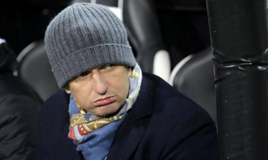 Κλεισμένοι στα αποδυτήρια με τον Λουτσέσκου οι παίκτες του ΠΑΟΚ!