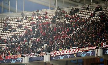 Πρόστιμο της UEFA στην ΑΕΚ για το ματς με Μπάγερν