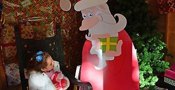 Τα παιδιά παύουν να πιστεύουν στον Άγιο Βασίλη στην ηλικία των εννέα ετών