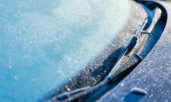 Πάγος στο αυτοκίνητο; Αυτός είναι ο έξυπνος τρόπος για να απαλλαγείτε
