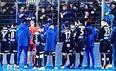 Ζήτησαν «συγγνώμη» από τον κόσμο οι παίκτες του Πανιωνίου