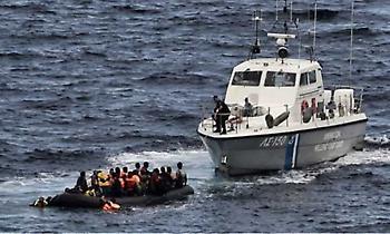Οι μεταναστευτικές ροές καλά κρατούν: Άλλα 43 άτομα διασώθηκαν στη Σάμο