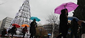 Αλλάζει ο καιρός την Κυριακή, με βροχές: Πού θα χτυπήσουν καταιγίδες