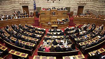 Ερχονται σκληρές κοινοβουλευτικές μάχες με φόντο το Σκοπιανό