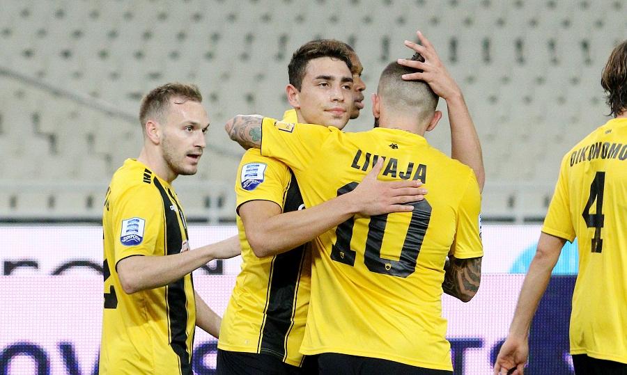 Μόνο νίκη στη Λάρισα ψάχνει η ΑΕΚ - Ποδόσφαιρο - Super League ... 95765ba0a78