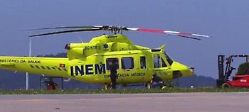 Πορτογαλία: Συνετρίβη ελικόπτερο της υπηρεσίας επείγουσας ιατρικής βοήθειας - Φόβοι για 4 νεκρούς