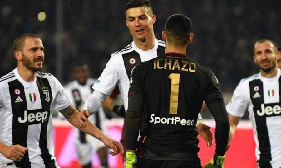 Η προκλητική ενέργεια του Ρονάλντο μετά το γκολ στην Τορίνο (video)
