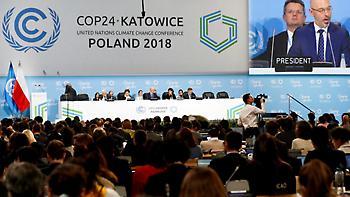 Συμφωνία 200 χωρών στη Διάσκεψη του ΟΗΕ για το κλίμα