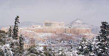 Το εξαιρετικά σπάνιο φαινόμενο στην Αθήνα την ήμερα των Χριστουγέννων