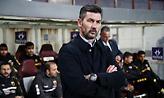 Ουζουνίδης: «Ντροπή να γίνεται παιχνίδι σε τέτοιο γήπεδο»