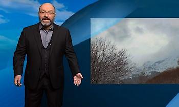 Πρόγνωση καιρού: Χαλάει ο καιρός τις επόμενες 3 μέρες - Τι προβλέπει ο Σάκης Αρναούτογλου