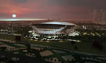 Αυτό είναι το γήπεδο του τελικού του Παγκοσμίου Κυπέλλου στο Κατάρ! (pics)