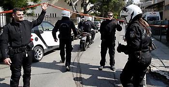 Κινηματογραφική ληστεία στο κέντρο της Αθήνας