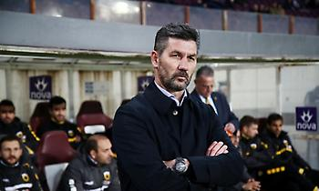 Τσακίρης: «Φυσικά και έχει τεθεί θέμα προπονητή»