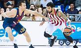 Ολυμπιακός «κουρσάρος» στη Βαρκελώνη
