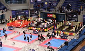 Εντυπωσιακή συμμετοχή στο Πανελλήνιο Πρωτάθλημα Kick Boxing