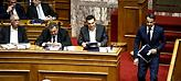 Προϋπολογισμός: Απόψε η κόντρα κορυφής Τσίπρα-Μητσοτάκη, σε κλίμα πόλωσης