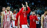 Μπόγρης στον ΣΠΟΡ FM: «Εξαιρετικό ρεκόρ το 8-5 για τον Ολυμπιακό, θέλω να… ξεδιψάσω»