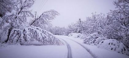 Νέα πτώση της θερμοκρασίας σήμερα -Πού θα χιονίσει