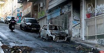 Ξέσπασμα των κατοίκων των Εξαρχείων: Βανδαλίζουν, τρομοκρατούν καταστρέφουν