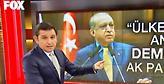 Ο Ερντογάν στοχοποιεί δημοσιογράφο – Υπό εμπάργκο από το ΑΚΡ το κανάλι του