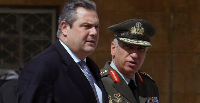 ΝΔ: Τα μέλη του ΣΥΡΙΖΑ που αποκαλούσε τρομολάτρες ο Καμμένος σε βιβλίο του