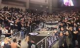 Ο λαός του ΠΑΟΚ έκλεψε την παράσταση στη Βόννη (video)