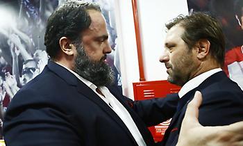 Νικολακόπουλος: «Τι συμβαίνει με τα μεταγραφικά του Ολυμπιακού»