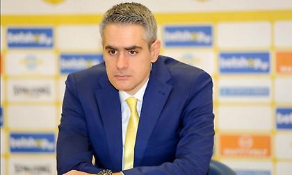 Καστρίτης: «Είναι σκληρή ήττα, τα παιδιά δίνουν τον καλύτερο εαυτό τους στις προπονήσεις»