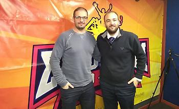 Δημητρούλιας στον ΣΠΟΡ FM: «Σε πολύ καλή φάση ο ΠΑΟΚ»