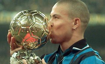 Η πρώτη «Χρυσή Μπάλα» του Ρονάλντο (video)