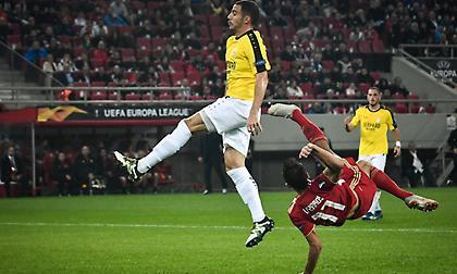 Η γκολάρα του Λάζαρου στα κορυφαία του φετινού Europa League! (video)
