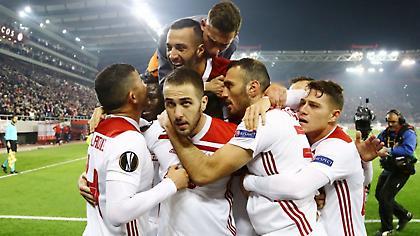 Νικητής Europa League: Απίστευτη η απόδοση του Ολυμπιακού