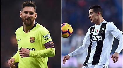 Μέσι για Κριστιάνο Ρονάλντο: «Με εκείνον η Γιουβέντους είναι από τα φαβορί για το Champions League»
