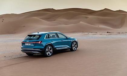 Αποστολή στο Άμπου Ντάμπι: Νέο Audi e-tron