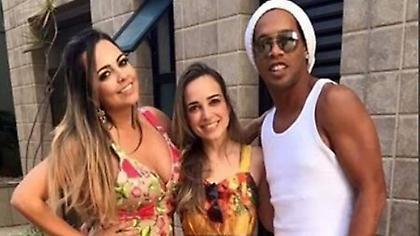 Ξαναζεί με δύο γυναίκες ο Ροναλντίνιο