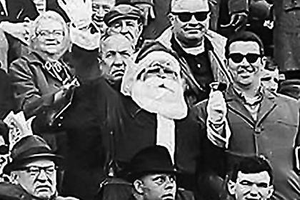 Όταν ο Άγιος Βασίλης δέχθηκε επίθεση σε αγώνα NFL