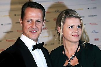 Σύζυγος Σουμάχερ: «Κάνουμε το καλύτερο δυνατό για τον Μίχαελ»