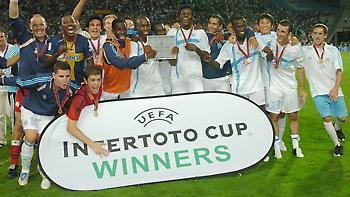 Ο Καρλ Ράπαν εμπνεύστηκε το Κύπελλο Intertoto για το στοίχημα