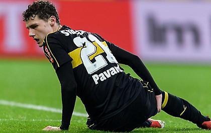 Χάνει την επανέναρξη της Bundesliga ο Παβάρ
