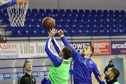 Το... έριξαν στο μπάσκετ οι ποδοσφαιριστές του Αστέρα Τρίπολης